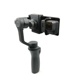 Mounting Adapter for DJI OSMO Mobile 1/2 to Gopro 3/4/5/6 Xiaomi XiaoYi Sports Camera Non-original