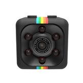 SQ111080PミニナイトビジョンDVオートビデオレコーダーVlogスポーツカメラサポートTV出力モニター