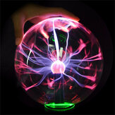 5 Inch Upgrade Plasma Ball Sphere Light Crystal Light Magia Escritorio Lámpara Novelty Light Home Decor