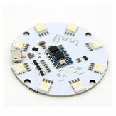 LED Light Control Module with Controller 5V bluetooth 4.0BLE Android IOS Mobile Phone APP Intelligent Control RGBW