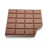 Chocolate Stickers Book Creative Chocolate Cookies Shape Memo Sticker Pad Dairy Note Notebook For Office Supplies