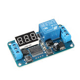 5Pcs Geekcreit® DC 12V LED Display Digitale Delay Timer Control Switch Module PLC