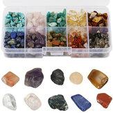 عشرة أنواع من الكريستال الطبيعي والأحجار الكريمة حجر الكوارتز الصخور المعدنية عينة healin