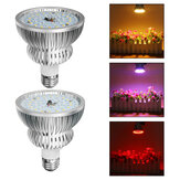 200W E27/E26 LED Plant Grow Light Hydroponic Full Spectrum Bulb Indoor Lamp