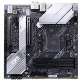 Kolorowe CVN B550M GAMING PRO V14 Płyta główna komputera 4 * Pamięć DDR4 Obsługa OC AMD Socket AM4 i procesor AMD Ryzen 3. generacji