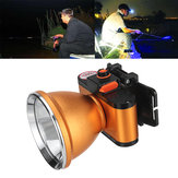 BIKIGHT 35/50 / 60W T6 Mini LED Kecerahan Tinggi Memancing Headlamp IPX4 Waterproof Senter Torch Lamp