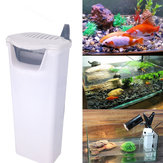 220 V Aquarium Internal Filter Penyu Fish Tank Pompa Air Dinding Hisap Cangkir Adaptor Standar