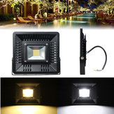 50W Outdooors Ultra Thin LED Flood Light Сад Yard Лампа Warm Pure White