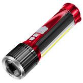 WARSUN WisdomX Recarregável Tactical Lanterna De Pesca Lumen Alto Brilho Poderoso LED Tocha
