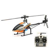 WLtoys V950 2.4g 6ch 3d6g система бесщеточный Безмозглый Радиоуправляемый вертолет РТФ