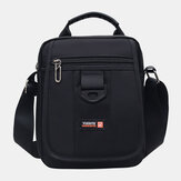Men Fashion Large Capacity Shoulder Bag Messenger Bag