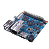 Banana PI BPI-M2+ H3 Quad-core Cortex-A7 H.265/HEVC 4K 1GB DDR3 8GB eMMC With WIFI & bluetooth Onboard Single Board Computer Development Board Mini PC Learning Board