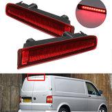 Staldeur LED High Mount Stoplamp 3e Derde remlicht Rood voor VW T5 T6 2003-2016 7E0945097E 7E0945097H