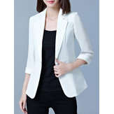Women Bussiness Slim Blazers
