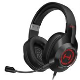 Edifier G2II Gaming Headphone Game Headset 50mm Driver Unit 7.1 Surround Sound RGB Light Stereo Headphones with Noise Reduction Mic for PS4 Xbox PC Laptop