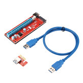 Ver007s USB 3.0 PCI-E 1x a 16x Extender Riser Card Adapter Cable Bitcoin GPU Mining