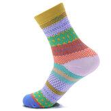 Women  Harajuku Style Stripe Socks