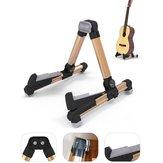 Galux GS-200 Supporto per chitarra pieghevole in metallo per basso elettrico classico Acustico violino