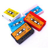Retro USB Flash Disk Cassette Mini MP3 Music Player with TF Card Slot
