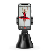 Auto Tracking Smart Shooting Phone Holder 360 Rotación Auto Face Tracking Holder