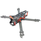 AlfaRC Fighter 230mm 260mm 290mm 5/6/7 cali Carbon Fibre FPV Freestyle Stretch X Ramka do RC Drone