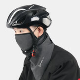 Men Fleece Plus Velvet Thick keep Warm Windproof Outdoor Riding Neck Face Protection Mask