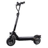 [AB Doğrudan] FLJ T11 26Ah 52 V 2400 W 10 Inç Lastikler Katlanır Elektrikli Scooter 55 km / saat Üst Hız 70-90 KM Kilometre Aralığı Elektrikli Scooter Araç