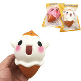 Giggle Bread Gelato Squishy 12cm Slow Rising con confezione regalo Gift Decor Soft