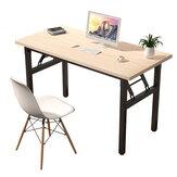 Skládací počítačový stůl Studentský studijní stůl Kancelářská pracovní stanice Domácí notebook Stolní herní stůl