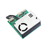 SM300D2 7-in-1 PM2.5 + PM10 + Temperature + Humidity + CO2 + eCO2 + TVOC Sensor Tester Detector Module for Air Quality Monitoring