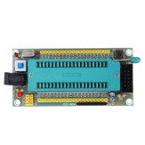51 Single Chip Microcomputer Minimum System Board Learning Board Experiment 40P with Movable Seat Electronic Module