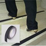 ارتداء مقاومة عدم الانزلاق الشريط آخر سطح مكافحة زلة الشريط 2.5 سنتيمتر * 5 متر