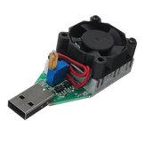 Módulo de corriente constante ajustable USB RIDEN® con módulo de fuente de alimentación del ventilador