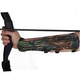 Boogschieten Boogschieten Schieten Camouflage 4 Strap Verstelbare Ultra Lange Arm Guards Protector