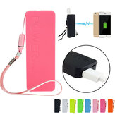 Chargeur Ultramince 5600mah Power Bank Portable Externe USB Batterie Pour iPhone Samsung HUAWEI