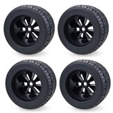 ZD Racing 4pcs 1/8 RC Car Wheel Tires With Hub Off-Road Truck Road Parts 165*100MM