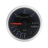 ELUTO 12 В 2 дюйма 52 мм Авто Турбонагнетатель BAR LED Diaplay Бесколлекторный мотор