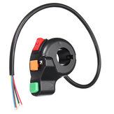 7/8 inch 22mm Motorcycle Handlebar Control Switch Light Horn Indicator