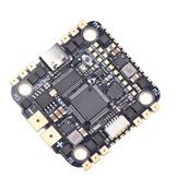 30.5x30.5mm JHEMCU GHF722 AIO F7 OSD Bluetooth Flight Controller w/ 5V 10V BEC Output Integrated with 40A BL_32 3-6S 4IN1 ESC Support DJI Air Unit for RC FPV Racing Drone