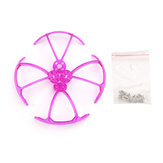 4 PCS Eachine Lizard105S FPV Racing Drone Spare Part Purple Propeller Guard