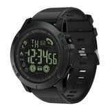 HONHX casual bluetooth 4.0 luminoso Display sport monitor fotografica remoto orologio da polso intelligente da uomo impermeabile