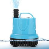 10/18/25/45/60/85 / 105W Filtre de pompe à eau submersible ultra-silencieux Fontaine de réservoir d'aquarium étanche