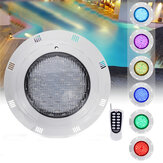 35W 360 LED RGB Underwater Swimming Pool Light Remote Control Waterproof
