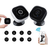 H9 Bezprzewodowy 120 ° WIFI HD 1080P Mini IP Security Camera Home Night Vision