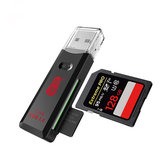 Kawau C396 DUO USB 3.0 SD TF Card Reader Support Simultaneous Read