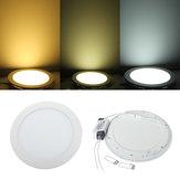 18W Ronde Plafond Ultra Dunne Paneel LED Lamp Down Light Licht 85-265V
