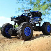 JC8212 1/20 27MHZ 2WD RC Car Climbing Monster Truck Off-Road Vehicle RTR Toy