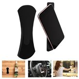 2 Pcs FLOURISH LAMA Poweful Sticky Gel Pad Wall Stand Anti Skid Mat Holder for Phone Tablet
