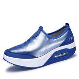 US Size 5-10 Casual Sport Rocker Sole Shoes Outdoor Shoes