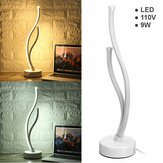 Modern LED Table Lamp Bedside Desk Bedroom Night Lighting Fixture Decoration